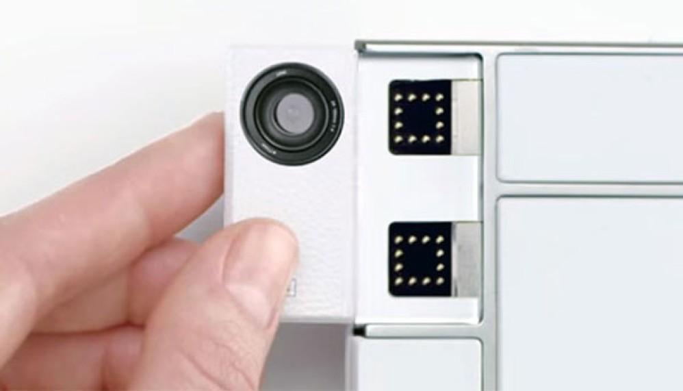 Αυτά είναι τα πρώτα camera modules της Toshiba για το αρθρωτό smartphone της Google [Video]