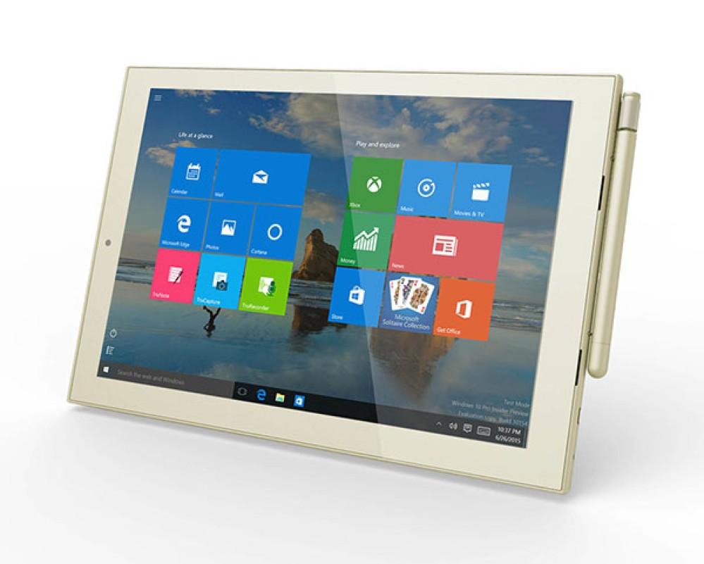 Toshiba DynaPad: Εντυπωσιακό 2-σε-1 convertible με γραφίδα Wacom και Windows 10
