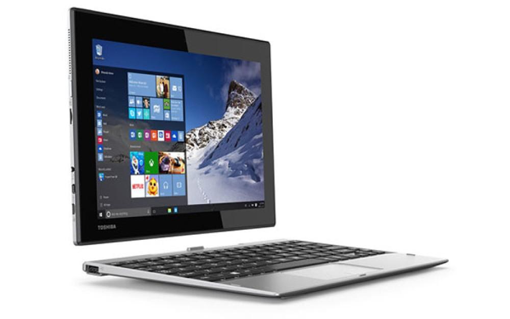 Toshiba Satellite Click 10: Νέο tablet/laptop με Windows 10 και φιλική τιμή