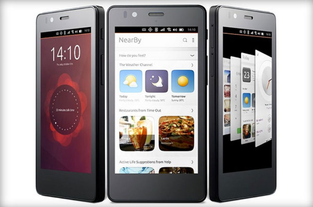 Aquaris E4.5 UE: Επίσημα το πρώτο smartphone με λειτουργικό σύστημα Ubuntu [Videos]