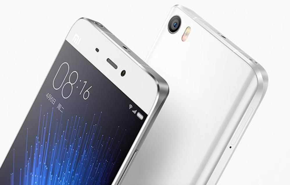 Xiaomi Mi 5: Επίσημα με οθόνη 5.15'' FHD, Snapdragon 820 και τιμή από €280