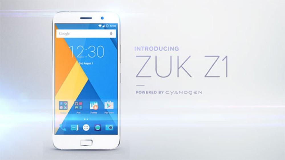ZUK Z1: Το τούμπανο της Lenovo με CyanogenMod 12.1 διαθέσιμο και στην Ευρώπη [Video]