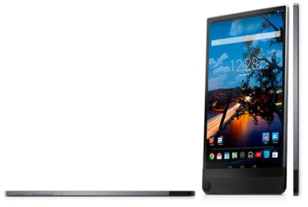 Dell Venue 8 7000 Series: Το λεπτότερο Android tablet στον κόσμο με πρωτοποριακό σχεδιασμό και κάμερα Intel RealSense 3D