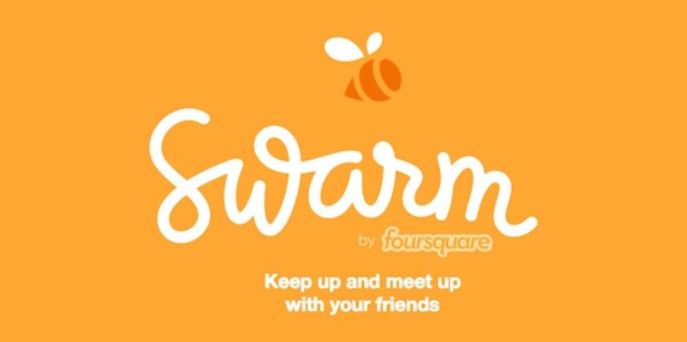 """Το Foursquare """"σπάει"""" σε 2 ξεχωριστές εφαρμογές: Swarm και Foursquare"""