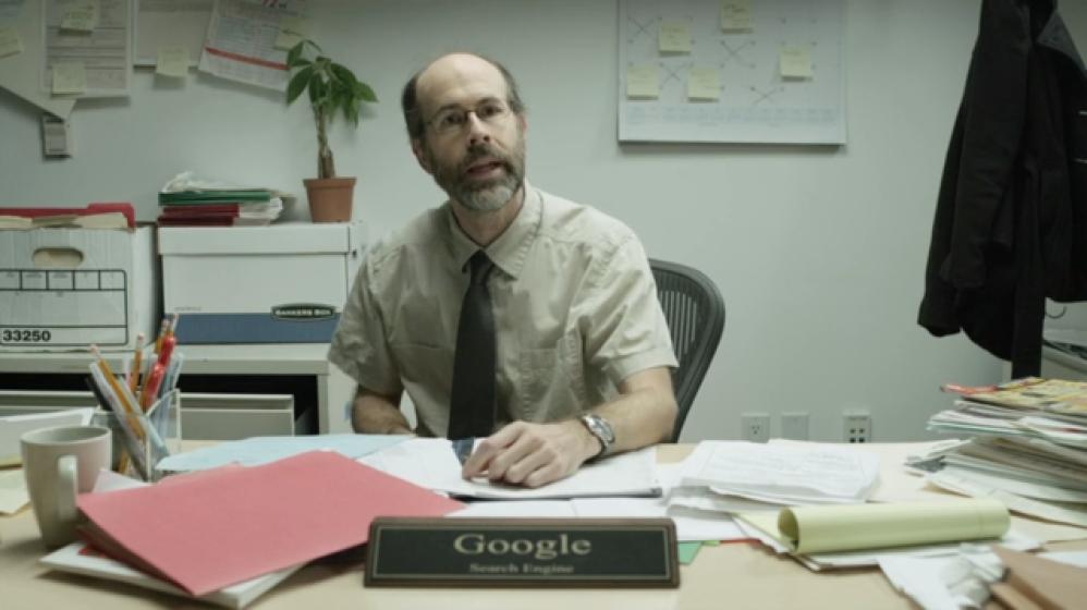 Τι θα γινόταν αν η μηχανή αναζήτηση της Google ήταν ...άνθρωπος; [Video]