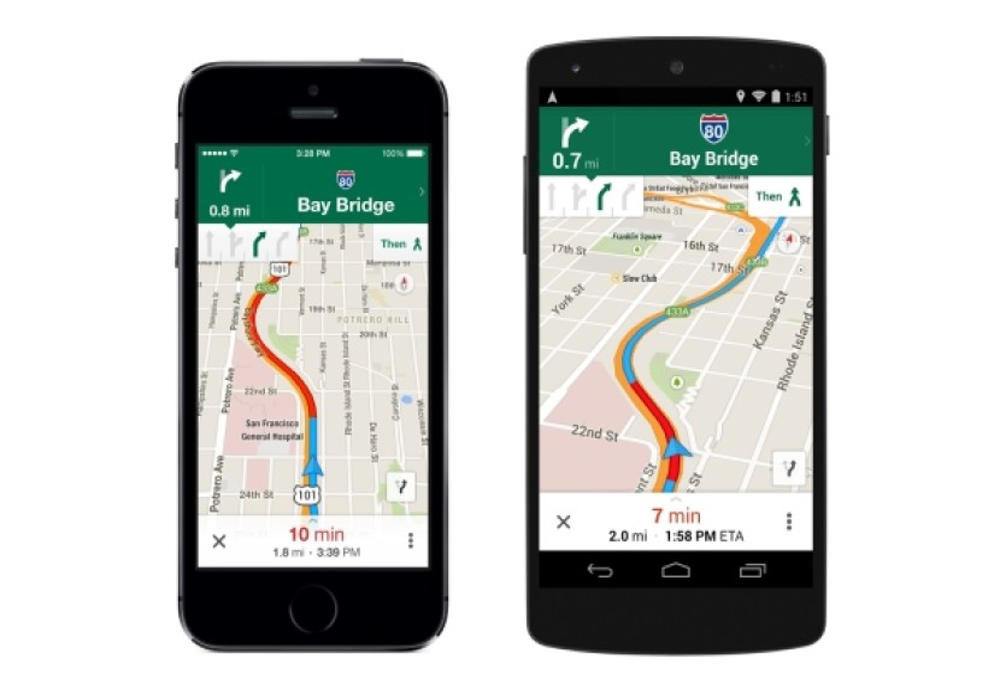 Google Maps: Μεγάλη αναβάθμιση με υποστήριξη offline χαρτών, πλοήγηση turn-to-turn και νέα εμφάνιση για Android και iOS