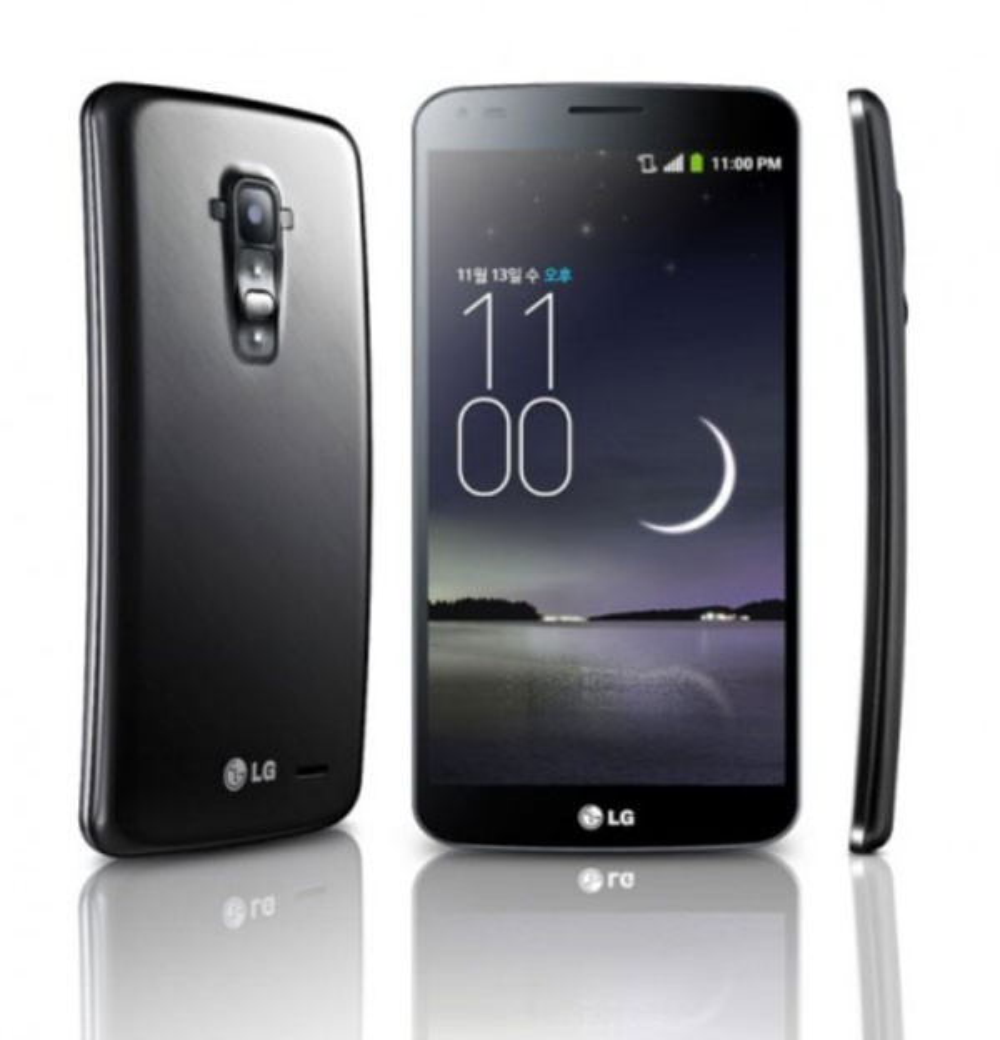 LG G Flex: Ξεκινά η διάθεση του κυρτού smartphone σε όλο τον κόσμο στις αρχές Δεκεμβρίου