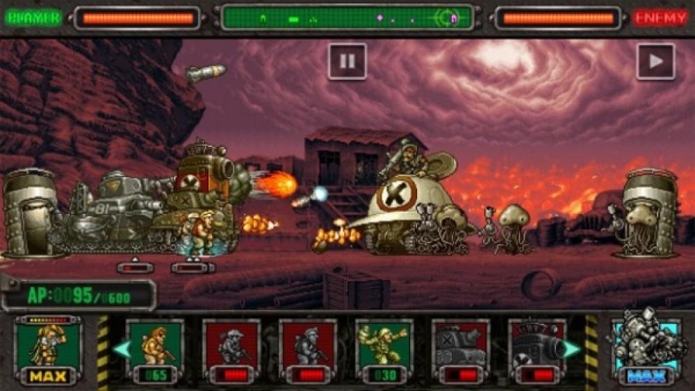 Metal Slug Defense: Το Metal Slug επιστρέφει ως Tower-Defense game [Video]