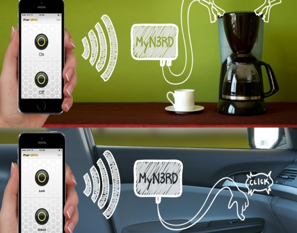 My N3RD, για να χειρίζεσαι όλες τις συσκευές σου από το smartphone σου χωρίς Internet [Video]