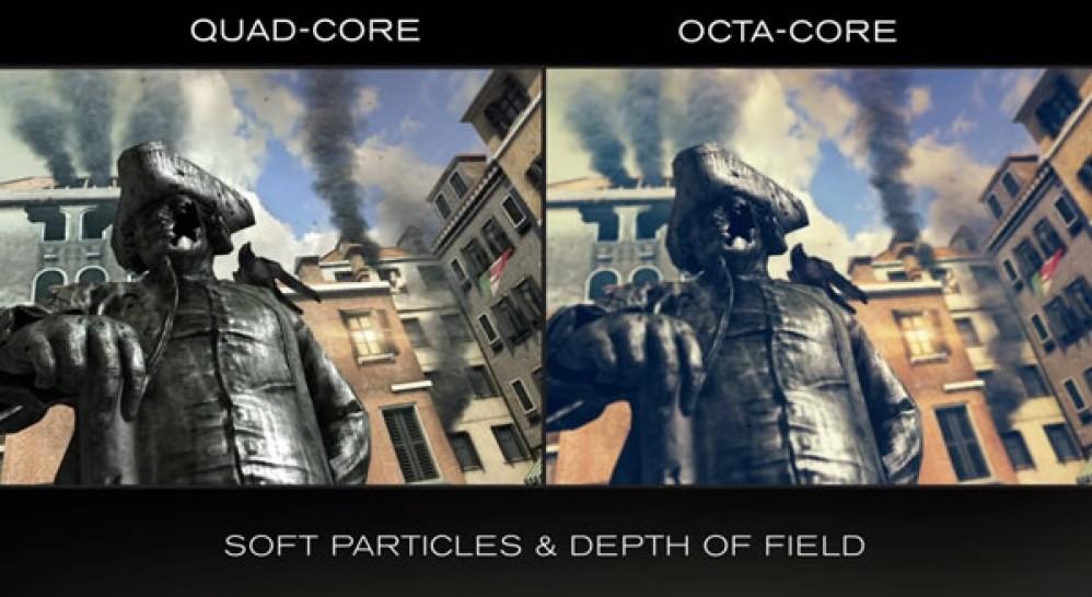 Η διαφορά στα γραφικά ενός οκταπύρηνου smartphone απέναντι σε ένα τετραπύρηνο από τη Gameloft! [Video]