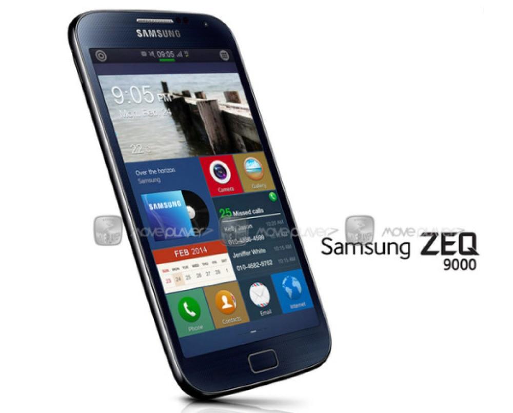 Samsung ZEQ 9000, το πρώτο smartphone της εταιρείας με Tizen OS έρχεται στο MWC 2014 (;)
