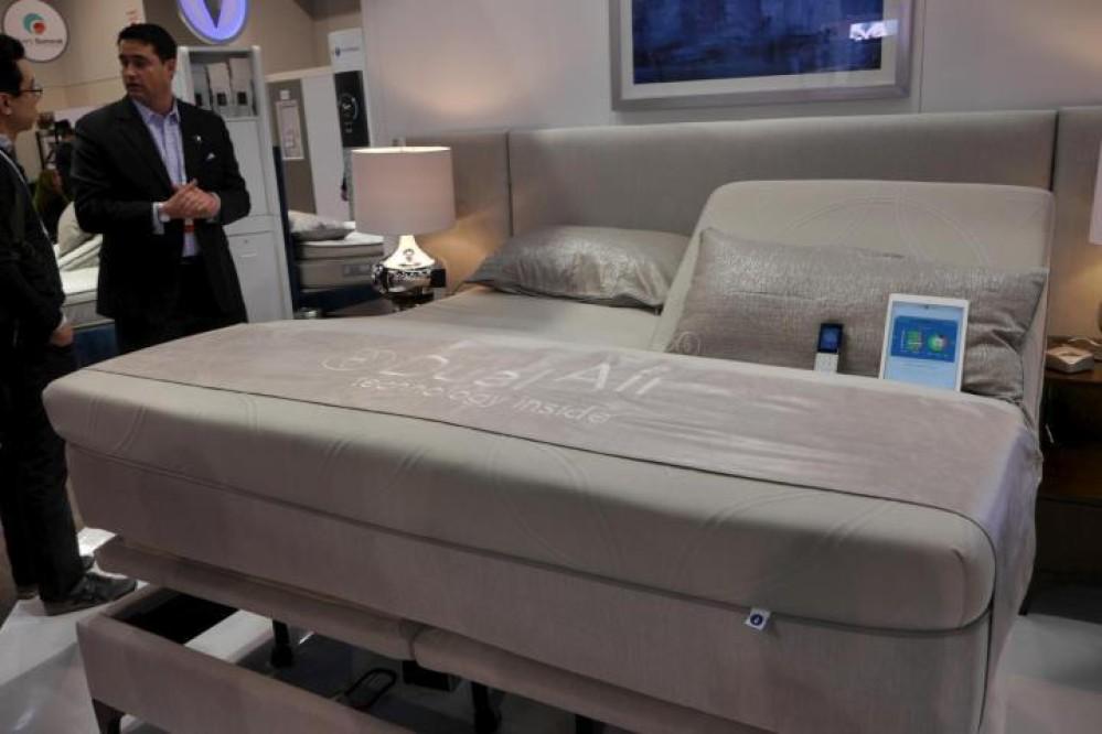 Sleep Number x12: Το κρεβάτι που δίνει τέλος στο ροχαλητό! [CES 2014]