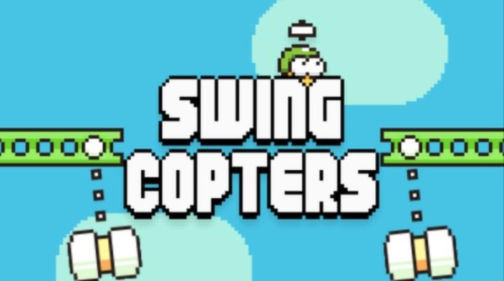 Swing Copters: Διαθέσιμο το νέο εθιστικό game από τον δημιουργό του Flappy Bird [Android, iOS]
