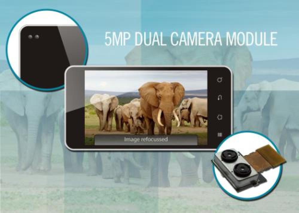 H Toshiba φέρνει την τεχνολογία της κάμερας Lytro σε smartphones και tablets [CES 2014]