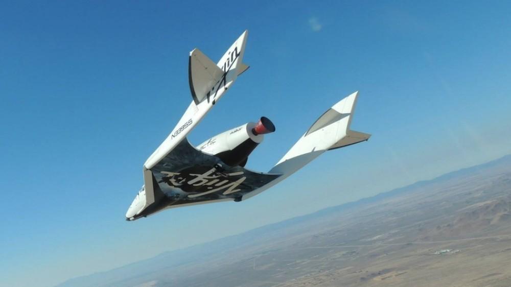H Virgin Galactic δέχεται πληρωμες με Bitcoins για ταξίδια στο Διάστημα