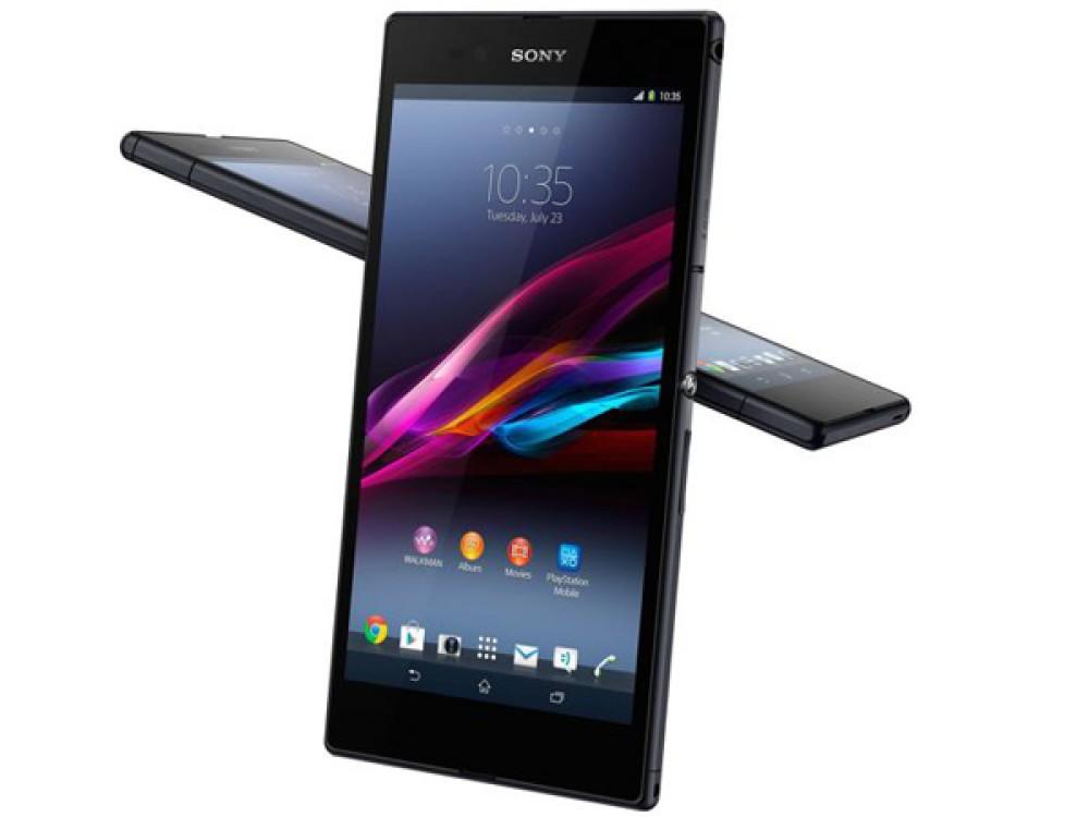 Sony Xperia Z Ultra WiFi-only: Επίσημο το mini tablet της εταιρείας