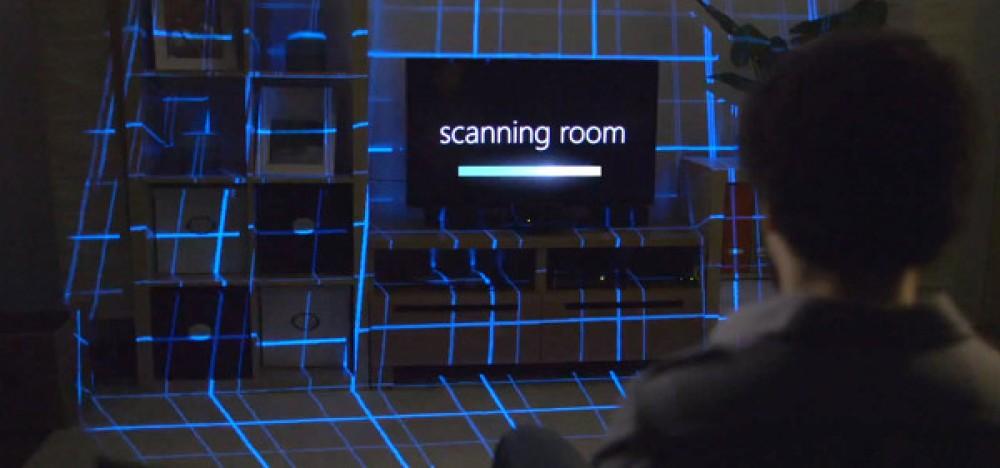 Το Microsoft IllumiRoom ενσωματώνεται στο επόμενης γενιάς Xbox: Προσεχώς gaming σε όλο το δωμάτιο(;) [Videos]
