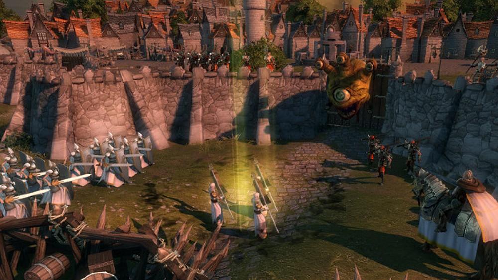 Age of Wonders 3: Gameplay video για το παιχνίδι στρατηγικής από τη Gamescom 2013. Κυκλοφορεί το 2014