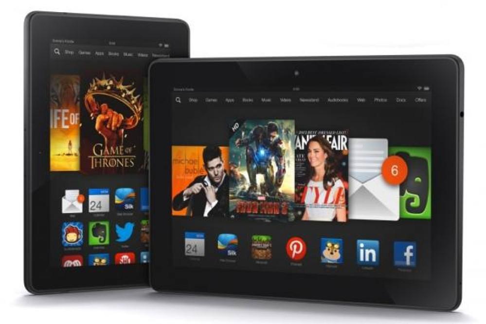 Η Amazon παρουσίασε τα νέα Kindle Fire HDX (7'' και 8.9'') και το αναβαθμισμένο Kindle Fire HD σε τιμή $139! [Videos]