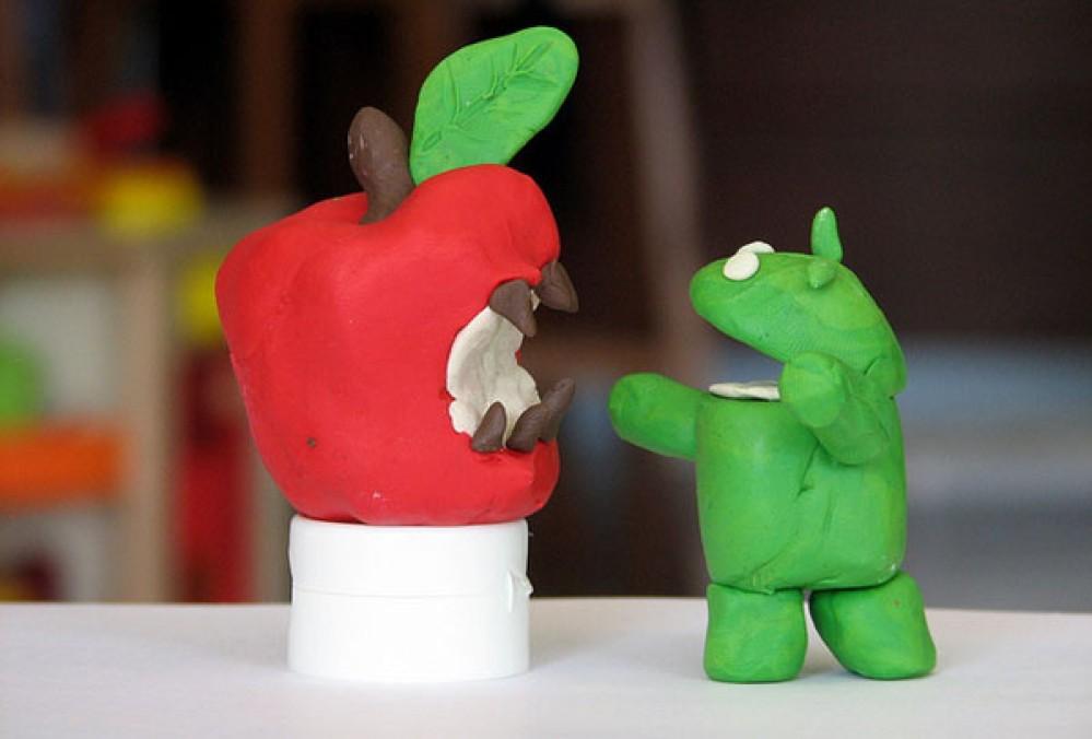 Apple, Microsoft και Sony εναντίον Google, Samsung και HTC στον παγκόσμιο πόλεμο πατέντας...