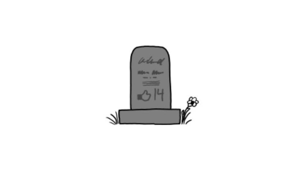 Πότε οι ζωντανοί χρήστες του Facebook θα είναι λιγότεροι από τους πεθαμένους;