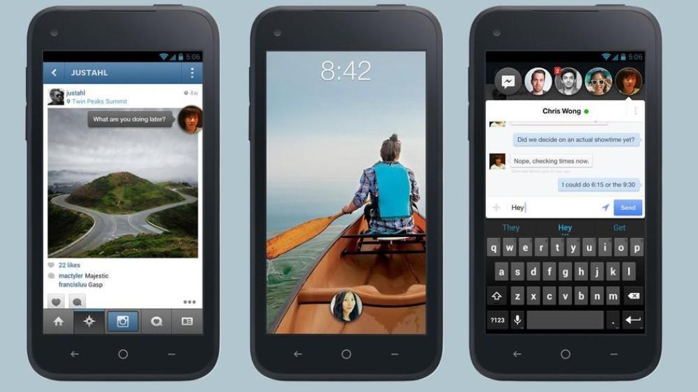 Facebook Home, γνωρίστε τις λειτουργίες του νέου homescreen laucher για Android [Videos]