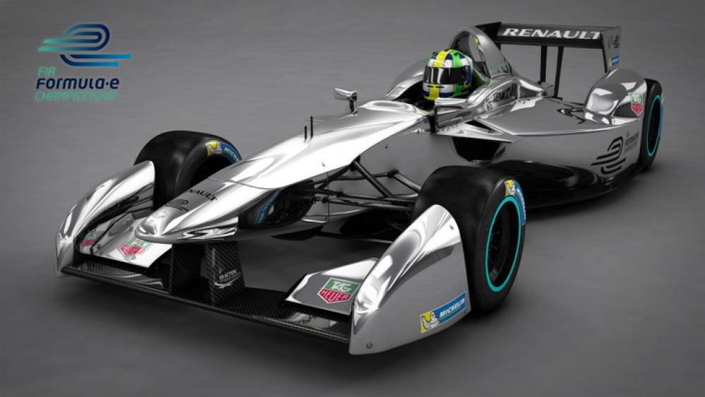 Qualcomm Halo: Ασύρματη φόρτιση στα αγωνιστικά ηλεκτρικά αυτοκίνητα της Formula E [Video]