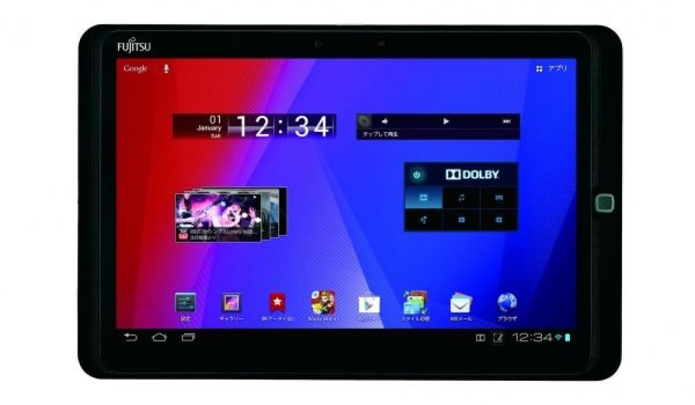 Fujitsu Arrows Tab AR70B, με οθόνη 10.1'' Full HD, quad-core επεξεργαστή, Android ICS και μπαταρία 10.080mAh!