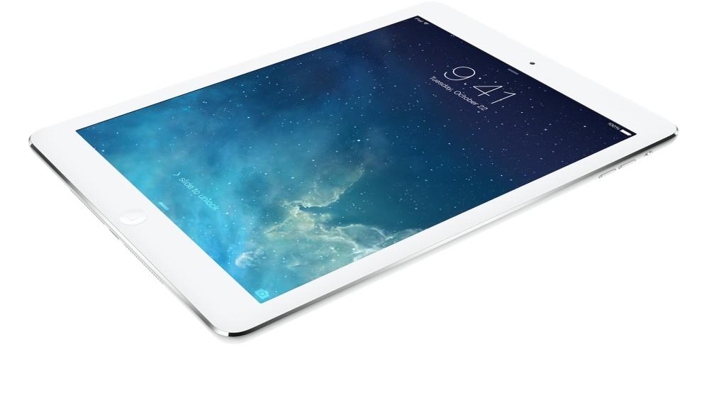 Η Apple παρουσιάζει το iPad Air: λεπτότερο, ελαφρύτερο και πιο ισχυρό!