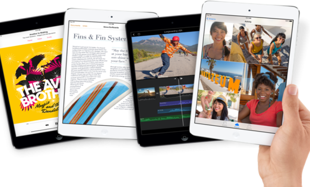 iPad mini, επιτέλους Retina οθόνη και επεξεργαστής Α7