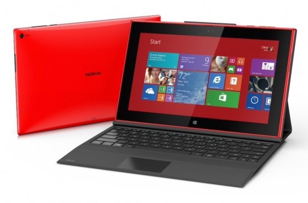 Nokia Lumia 2520: Αυτό είναι το πρώτο tablet της εταιρείας, με οθόνη 10.1'' Full HD, quad-core επεξεργαστή και Windows 8.1 RT [Videos]