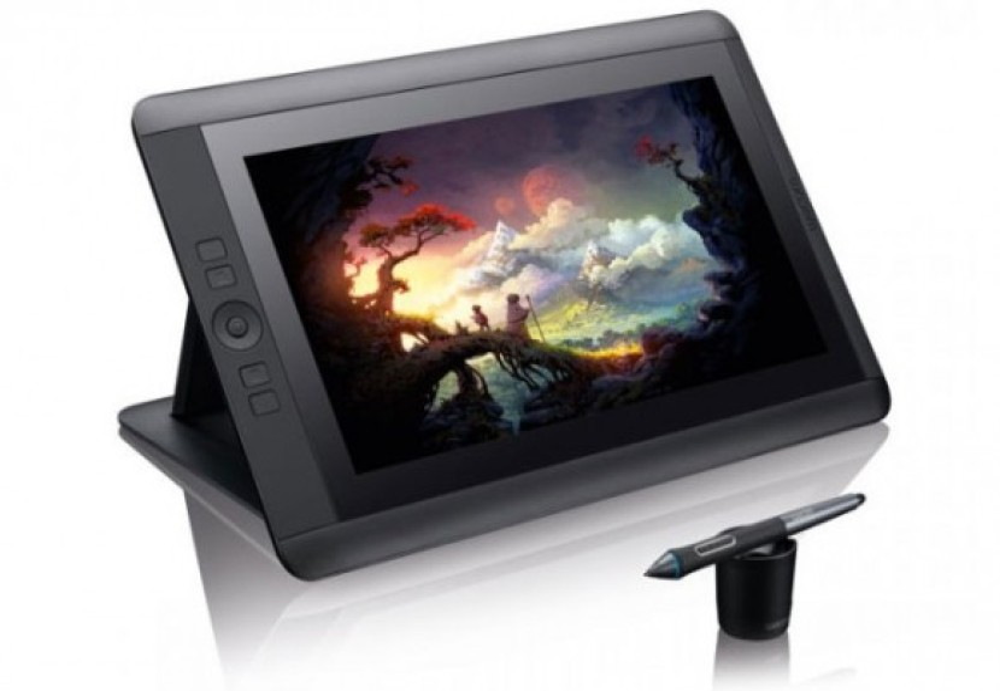 "Wacom Cintiq 13HD, νέα 13.3"" graphic tablet με Pro Pen γραφίδα [Video]"