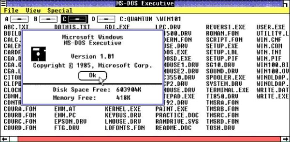 Windows: 30 χρόνια από τη γέννηση του δημοφιλέστερου λειτουργικού συστήματος στον κόσμο [Video]