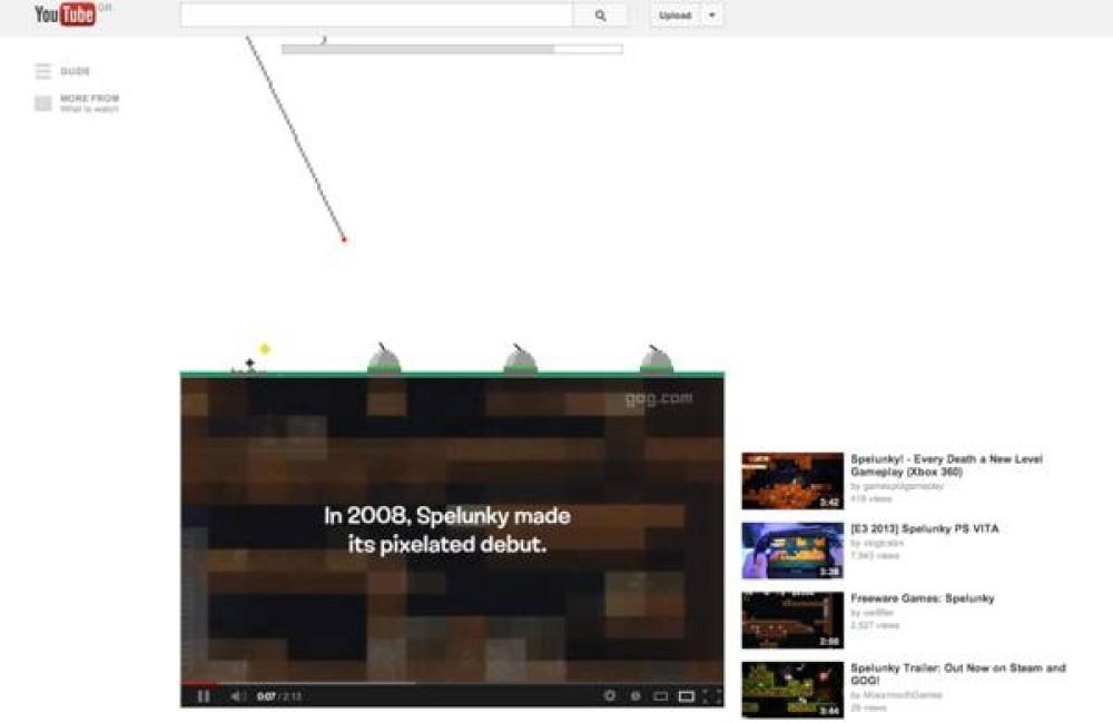 Νέο Easter Egg στο YouTube για να παίζεις Missile Command στα videos
