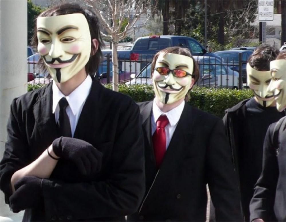 Οι Anonymous διαρρέουν 1.7GB δεδομένων του Υπουργείου Δικαιοσύνης των ΗΠΑ