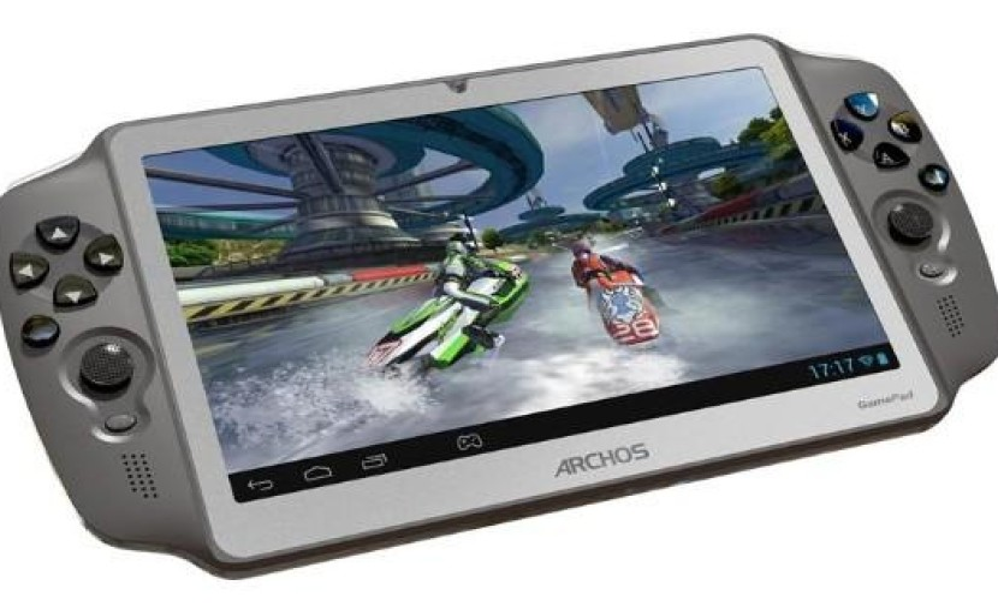 Archos GamePad: Ξεκινά η διάθεση του στην Ευρώπη σε τιμή €149.99 [Videos]