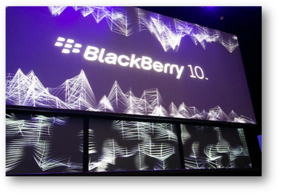 BlackBerry 10 OS και οι δύο πρώτες συσκευές στις 30 Ιανουαρίου 2013!