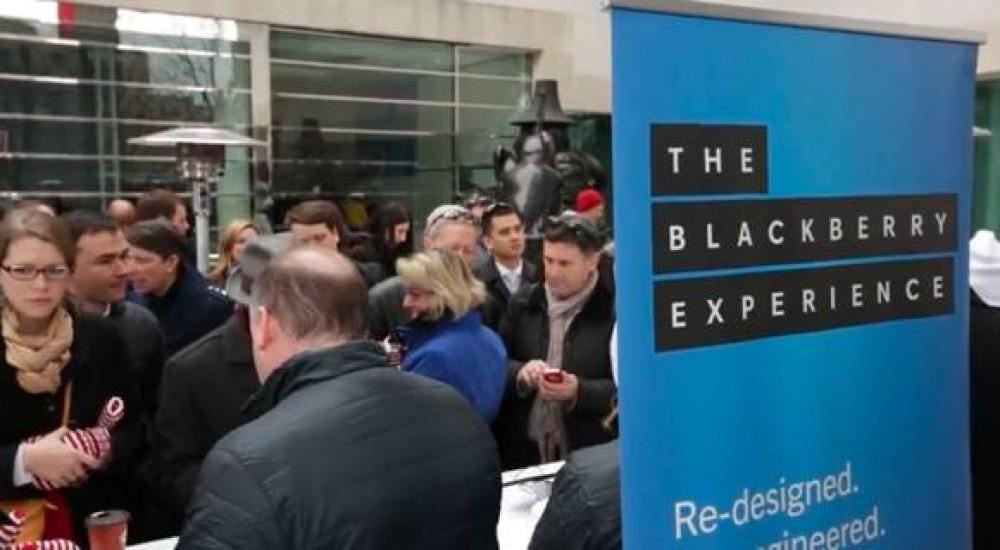 BlackBerry 10, οι πρώτες αντιδράσεις του κοινού σε video της RIM!