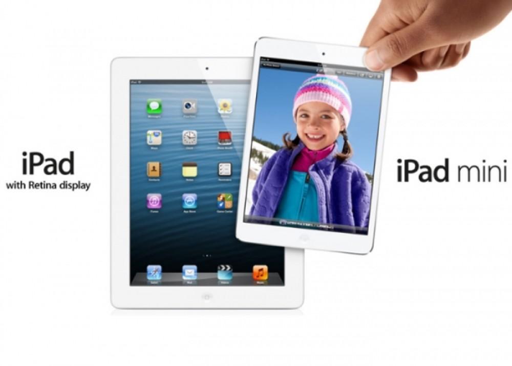 iPad mini και iPad 4 από 28 Νοεμβρίου στην Ελλάδα [Τιμές]