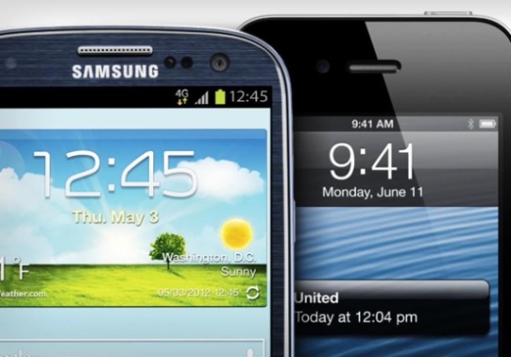 iPhone 5 vs Samsung Galaxy S III vs LG Optimus G vs Nokia Lumia 920: Η μάχη των τεχνικών χαρακτηριστικών