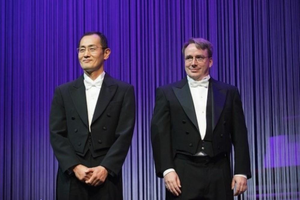 Το Τεχνολογικό Βραβείο της Χιλιετίας απονεμήθηκε στο δημιουργό του Linux, Linus Torvalds