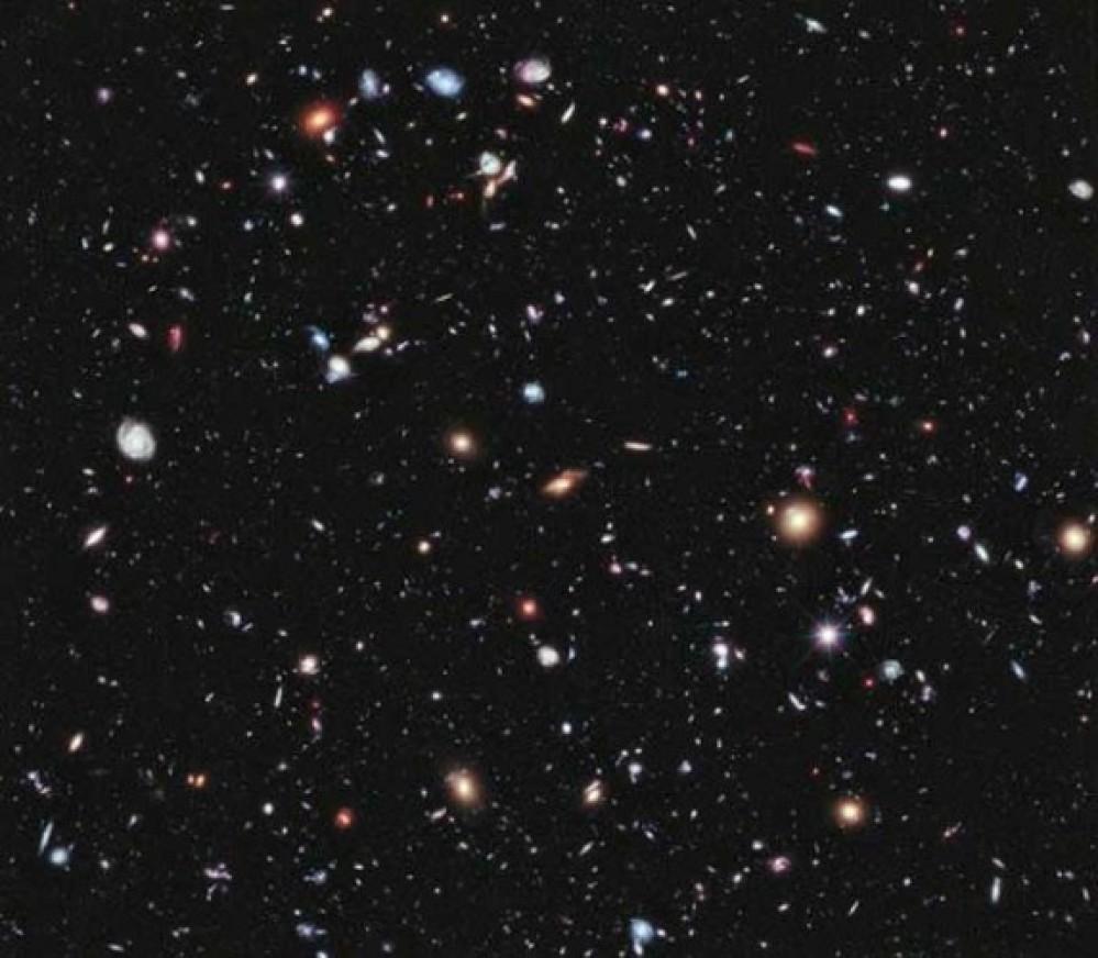 Δείτε τη βαθύτερη φωτογραφία του Διαστήματος μέχρι σήμερα! [Video]