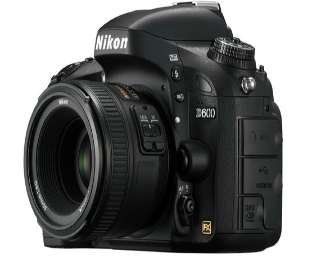 Nikon D600, ανακοινώθηκε επίσημα η μικρότερη και φθηνότερη full-frame DSLR στον κόσμο [Video]