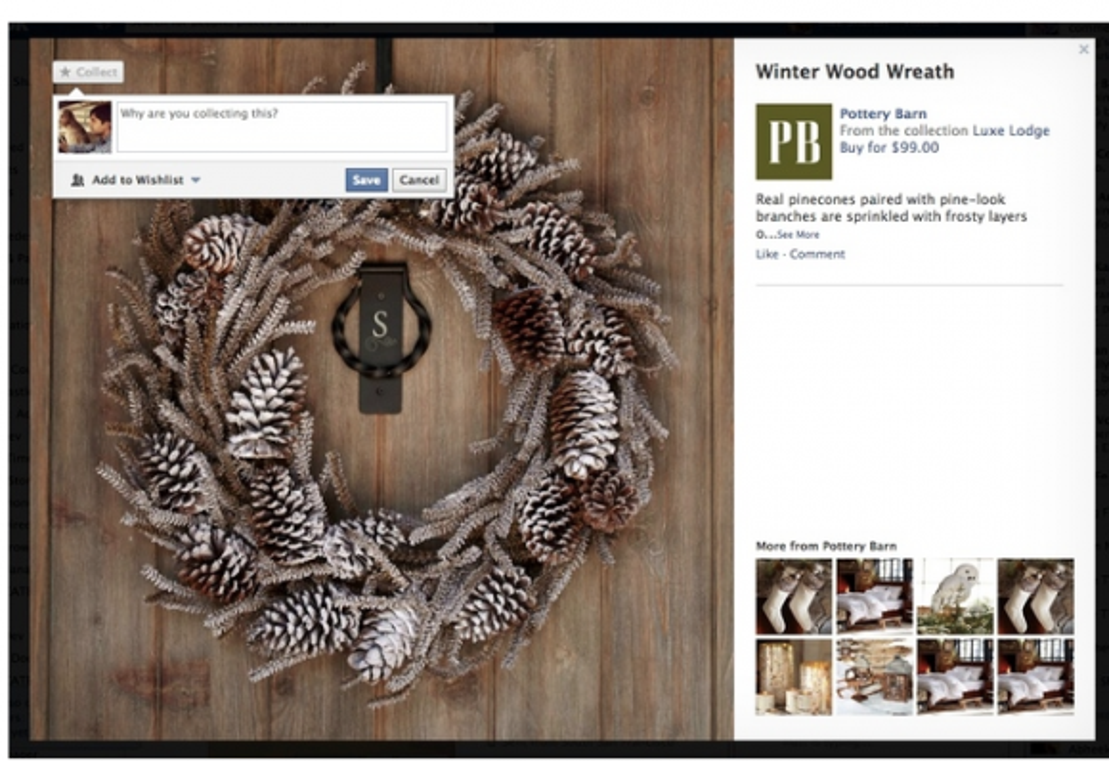 To Facebook δοκιμάζει νέα λειτουργία Collections (αλά Pinterest)