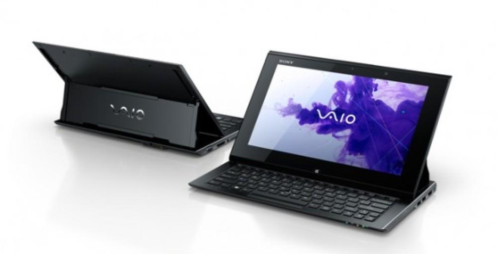 Sony VAIO Duo 11 tablet/ultrabook και VAIO Tap20 tablet/desktop στην IFA 2012