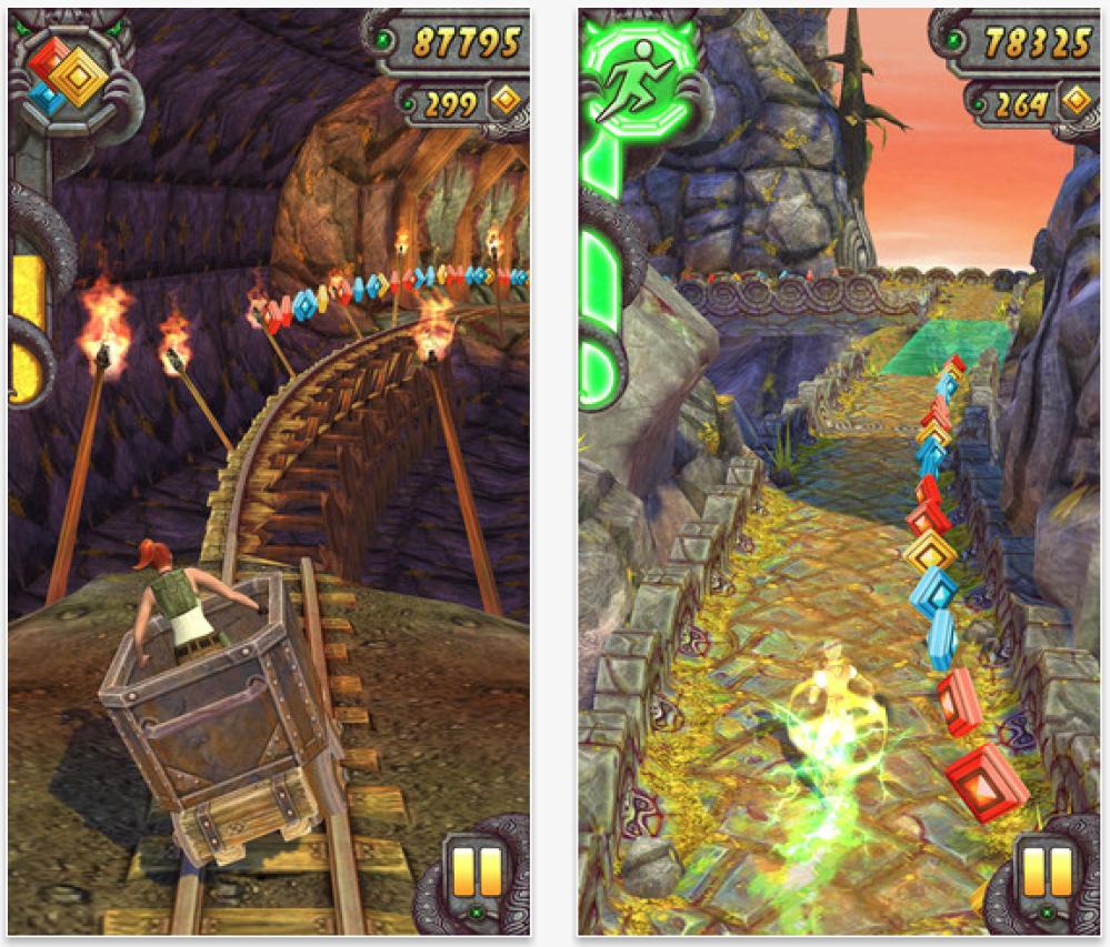 Temple Run 2: Διαθέσιμο δωρεάν στο Google Play! [Video]