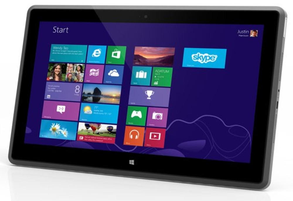 Η Vizio ανακοίνωσε 11.6'' Windows 8 tablet και αναβαθμίζει τα laptops/desktops της με οθόνες αφής [CES 2013]