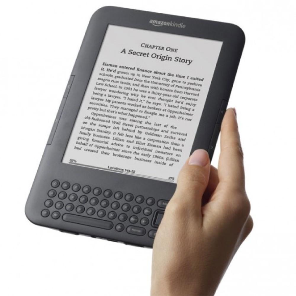 Amazon: 1 εκατομμύριο Kindle books σε τέσσερα χρόνια