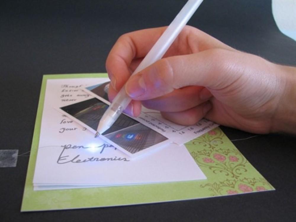 Το στυλό που σου επιτρέπει να σχεδιάζεις πραγματικά ηλεκτρικά κυκλώματα!