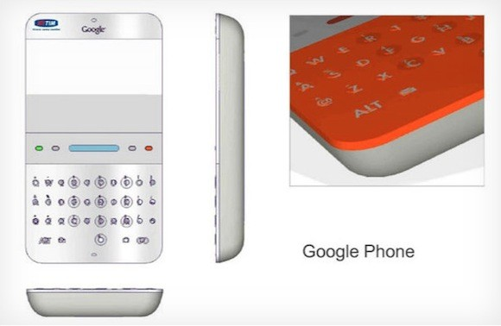 Αυτό ήταν το όραμα της Google για το Android πριν το iPhone
